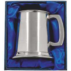 Pewter Tankard in Presentation Box - 1/2Pt