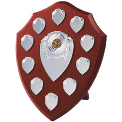 "Traditional Annual Shield Trophy - 30cm (12"")"