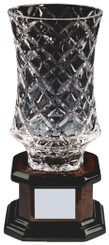 "Lead Crystal Vase Award - 27.5cm (11"")"