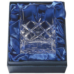 Crystal Tumbler in Presentation Box