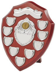 "Annual Presentation Shield Trophy - 25cm (10"")"