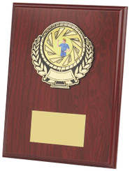 "Wood Plaque Award - 20cm (8"")"