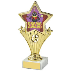 Fun Customisable Star Awards - DRAMA