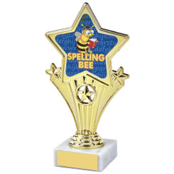 Fun Customisable Star Awards - SPELLING BEE