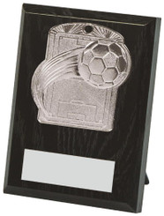 "10cm Football Pitch Medal Plaque - 10cm (4"") - TW19-034-533BP"