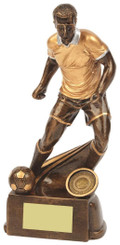"""Men's Football Resin Figure Award - 19cm (7 1/2"""") - TW18-009-RS567"""