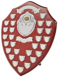 "Classic Annual Shield Trophy - TW18-118-169C - 36cm (14"")"