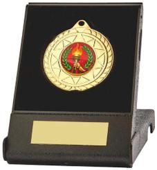 50mm Star Medal in Case - TW18-126-848C