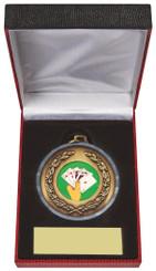 50mm Medal in Presentation Box - TW18-127-189A