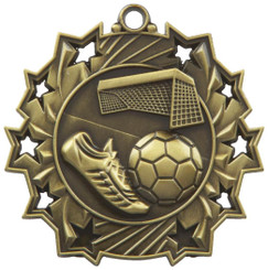 Quality 60mm Football Medals - TW18-134-MD852B