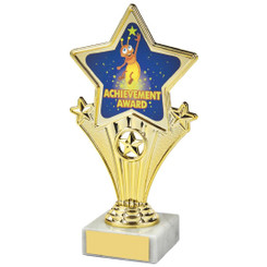 Fun Customisable Star Awards - ACHIEVEMENT