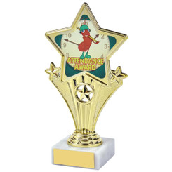 Fun Customisable Star Awards - ATTENDANCE