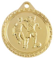 32mm Men's Football Medal - TW18-035-MD040S
