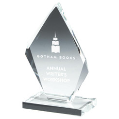 "Crystal Iceberg Award - 13.5cm (5 1/2"")"