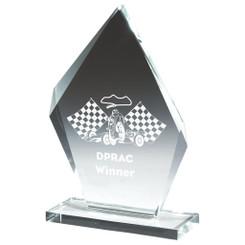 "Crystal Iceberg Award - 19.5cm (7 3/4"")"