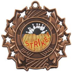 60mm Medal Multi Sport - Bronze