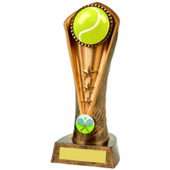 Antique Gold Tennis Cobra Award - 21cm