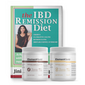 ElementGold 2-Flavor Sample Pack (single servings) with Free Bonus: The IBD Remission Diet eBook