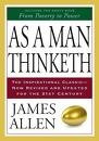 As A Man Thinketh BY James Allen 0316PB