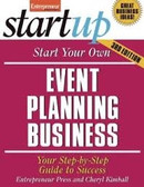 Start Your Own Event Planning Business:Step-By-Step Guide1374PB