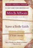 Have a Little Faith: A True Story by Mitch Albom 1440PB