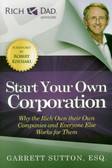Start your own Corporation 1716PB
