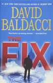 #19 The Fix by David Baldacci *New York Times Bestseller* 2088PB