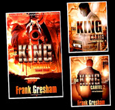 King Cartel  1-3 Book Set WEX023
