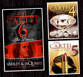 The Cartel 4-6 Book Set WEX029