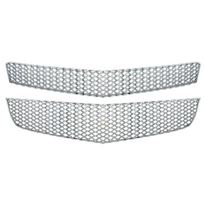Premium FX | Grille Overlays and Inserts | 09-12 Chevrolet Traverse | PFXG0016