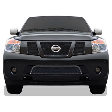 Premium FX | Grille Overlays and Inserts | 08-13 Nissan Armada | PFXG0366