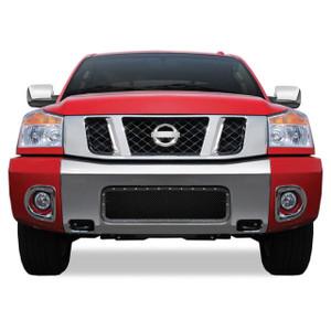 Premium FX | Grille Overlays and Inserts | 08-13 Nissan Titan | PFXG0370