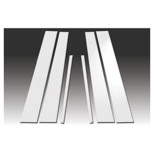 Premium FX | Pillar Post Covers and Trim | 04-08 Acura TL | PFXP0007