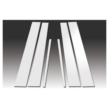 Premium FX   Pillar Post Covers and Trim   04-08 Acura TL   PFXP0007