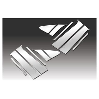 Premium FX | Pillar Post Covers and Trim | 13-14 Buick Encore | PFXP0036