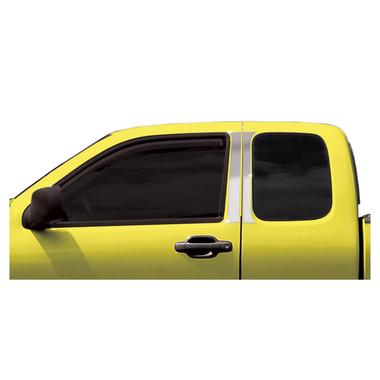 Premium FX | Pillar Post Covers and Trim | 04-15 Chevrolet Colorado | PFXP0061