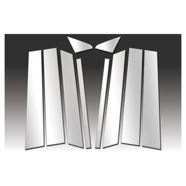 Premium FX | Pillar Post Covers and Trim | 07-13 Ford Edge | PFXP0109