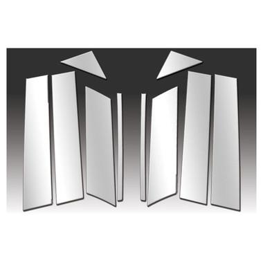 Premium FX | Pillar Post Covers and Trim | 13-14 Mazda CX-5 | PFXP0208