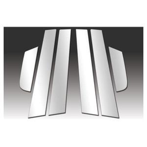 Premium FX   Pillar Post Covers and Trim   04-12 Mazda 3   PFXP0212