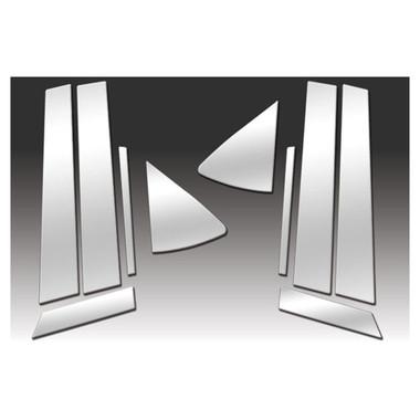 Premium FX | Pillar Post Covers and Trim | 09-12 Mazda 6 | PFXP0214