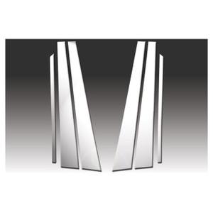Premium FX | Pillar Post Covers and Trim | 86-95 Mercedes E Class | PFXP0221