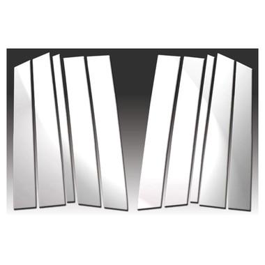 Premium FX | Pillar Post Covers and Trim | 07-12 Mercedes GL Class | PFXP0227