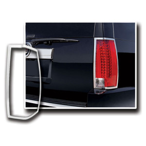 Premium FX | Front and Rear Light Bezels and Trim | 07-13 Cadillac Escalade | PFXT0026