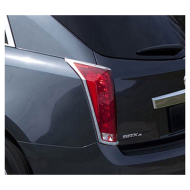 Premium FX | Front and Rear Light Bezels and Trim | 10-13 Cadillac SRX | PFXT0028