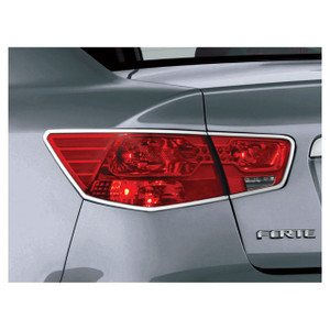 Premium FX | Front and Rear Light Bezels and Trim | 10-13 KIA Forte | PFXT0131