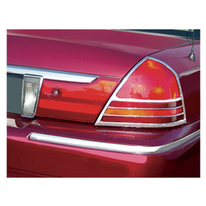 Premium FX | Front and Rear Light Bezels and Trim | 03-11 Mercury Grand Marquis | PFXT0182
