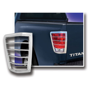 Premium FX | Front and Rear Light Bezels and Trim | 04-12 Nissan Titan | PFXT0189