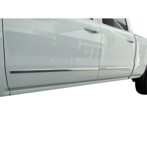 Auto Reflections | Side Molding and Rocker Panels | 14-15 GMC Sierra 1500 | R2141-Sierra-Moldings