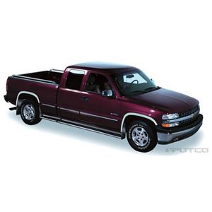 Putco | Fender Trim | 00-06 Chevrolet Suburban | PUTF0036