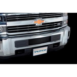 Putco | Grille Overlays and Inserts | 15 Chevrolet Silverado HD | PUTG0004
